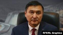 Азимкан Жусубалиев. «Азаттыктын» коллажы.