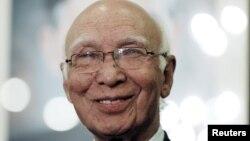 سرتاج عزیز مشاور صدراعظم پاکستان در امور بینالمللی