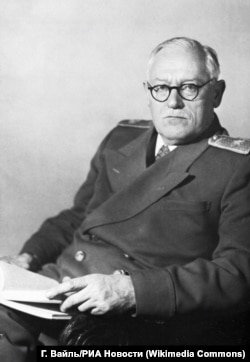 Андрей Вышинский, 1950 год