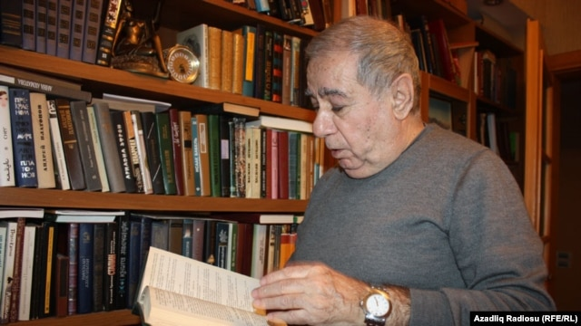 Aylisli has been a staunch critic of the ruling regime.