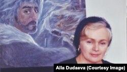 Alla Dudaeva