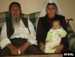 Шиван Каракаш и Хурма Каракаш погибли в результате землетрясения. 2011 год.