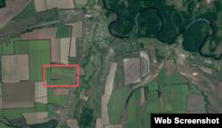 Позиції на північ від Лобачевого