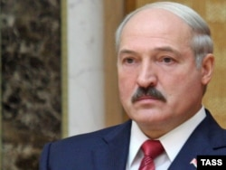 Alyaksandr Lukașenka