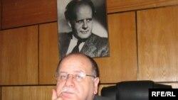 главный редактор журнала «Искусство кино» Даниил Дондурей.