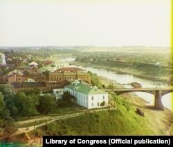 Сяргей Пракудзін-Горскі. Віцебск (1912 год)