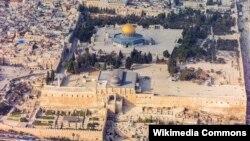 Мечеть Аль-Акса на Храмовой горе. Иллюстративное фото.