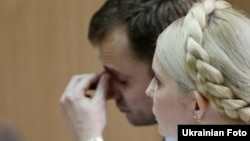 Микола Титаренко і Юлія Тимошенко, архівне фото