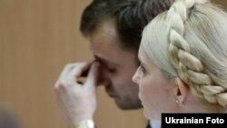 Юлія Тимошенко у Печерському суді Києва, архівне фото