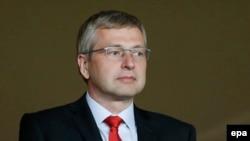 Russian businessman Dmitry Rybolovlev (file photo)