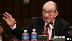 Бывший глава Федеральной резервной системы США Алан Гринспен.