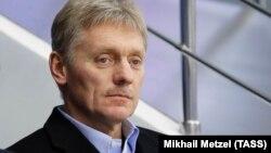 Дмитрий Песков, пресс-секретарь президента РФ