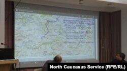 Граница между Дагестаном и Чечней (архивное фото)