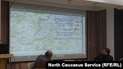 Обсуждение границы между Дагестаном и Чечне