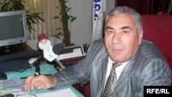 Председатель партии «Современный Мусават» Хафиз Гаджиев, 2008