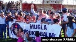 Orhan Akjan we beýleki Ýörük Türkmenleri