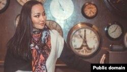 Баян Есентаева, продюсер әрі актриса.
