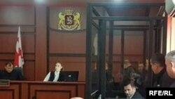Судебный процесс по делу Давида Киркитадзе