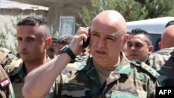 Lebanese army chief General Joseph Aoun. File photo