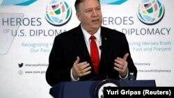Secretarul de stat Mike Pompeo