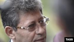 Președintele interimar Mihai Ghimpu