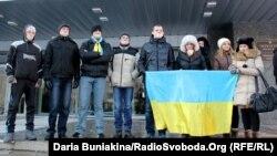 Мітинг студентів в Черкасах, 10 грудня 2013 року