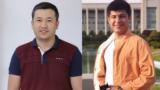 Журналисты Баходир Ахмедов и Зафарбек Солижонов, уволившиеся из редакции сайта Kun.uz.
