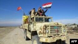 Іракські сили безпеки (ілюстраційне фото)