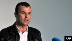 Кандидат на посаду мера Сребрениці Младен Ґруїчич