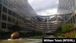 Clădire nefolosită a ministerului de interne la Berlin