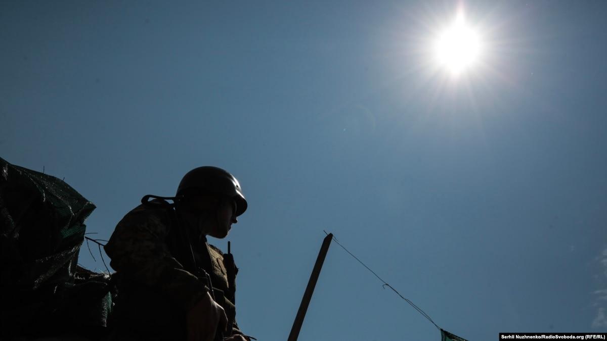 ООС: боевики осуществили семь обстрелов на Донбассе 21 сентября