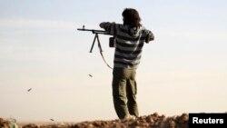 Զինյալ ապստամբ Սիրիայում, արխիվ