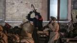 Реконструкція бою на Арсеналі: «УНР» проти «більшовиків», Сергій Нужненко, 27 січня 2019