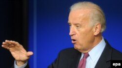 Vicepreședintele Joe Biden