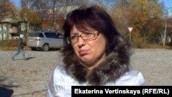 Бывшая работница БЦБК Анна Грошикова