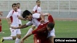 Лаҳзае аз бозӣ дар Урдун, 23-юми июли соли 2011.