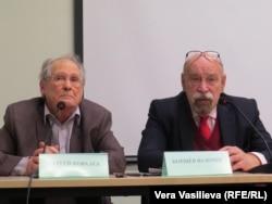 Сергей Ковалев, Валерий Борщев