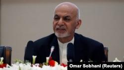 Presidenti afgan, Ashraf Ghani, foto nga arkivi