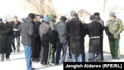 Ак-Сай айылы. 18-декабрь, 2013-жыл.