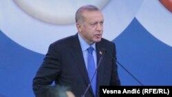 Түркиянын президенти.