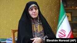 شهیندخت مولاوردی، معاون سابق امور زنان و خانواده رئيس جمهور ایران