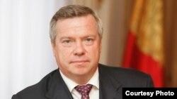Губернатор Ростовской области Владимир Голубев