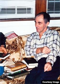 Александр Бабенышев (Сергей Максудов)