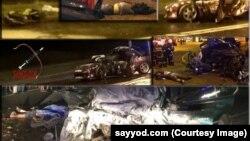 sayyod.com нашри воқеа жойидан олинган расмларни эълон қилди