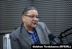 Мурзахалилов Канатбек