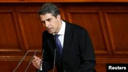 Росен Плевнелиев, претседател на Бугарија