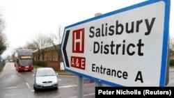 Скрипаля отруїли в Солсбері в березні 2018 року