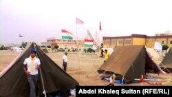 مخيم كشفي للطلبة في دهوك