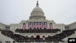 2013 елда АКШ президенты инаугурациясе