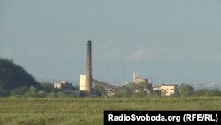 Поселок Белое Луганской области